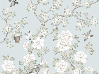 New Jiang Nan Garden collection-Blossom Garden