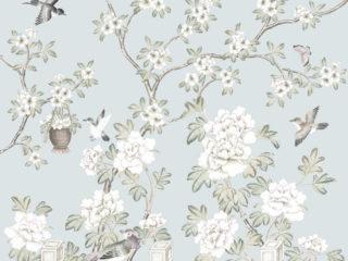 New Jiang Nan Garden collection-Blossom Garden