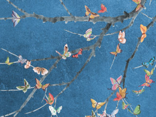 Asiana Collection-Butterfly Tree